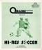 Hi-Res Soccer (On-line Systems) –&nbsp[C0888]